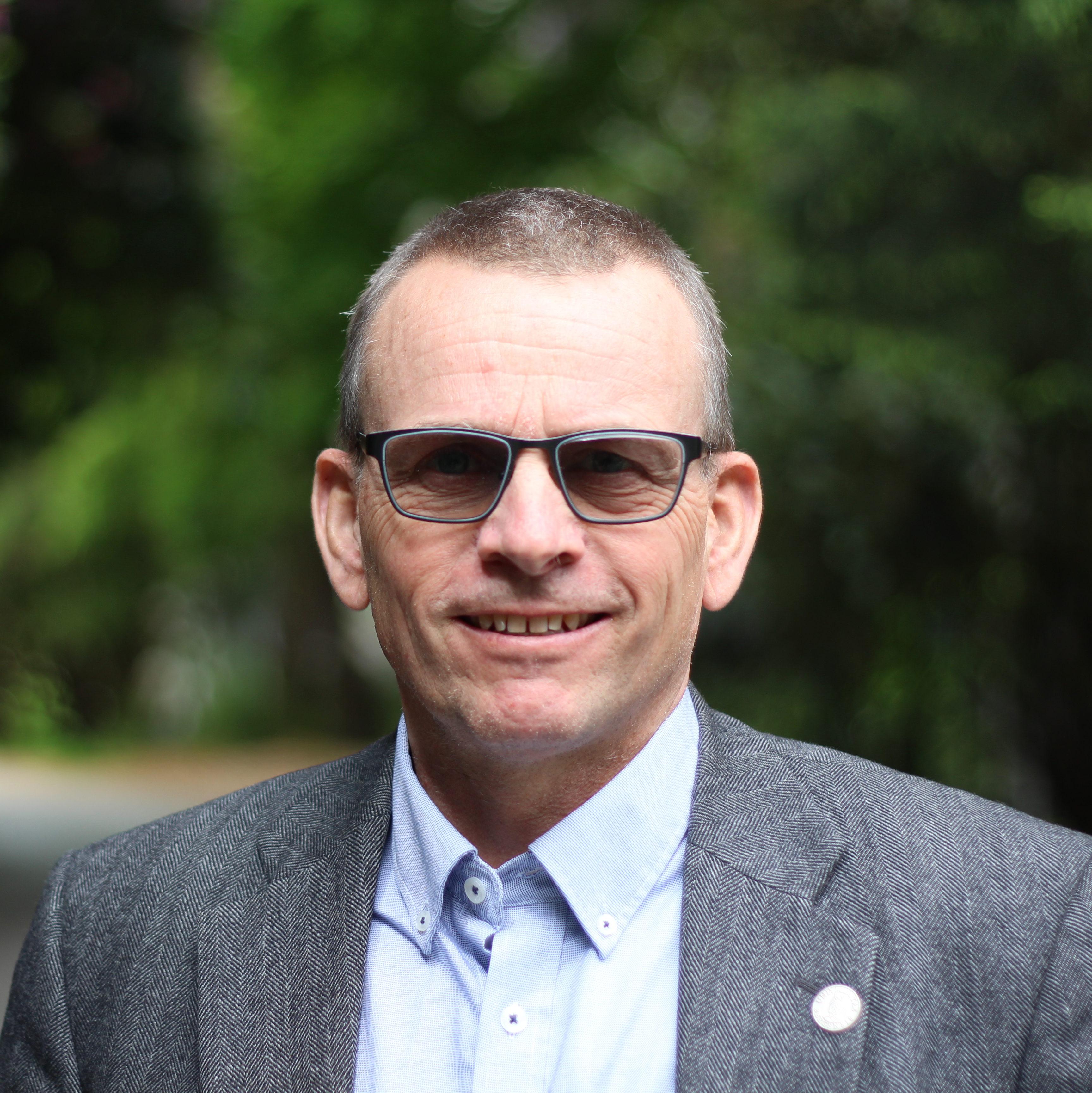 Dekanbloggen – Helge K. Dahle